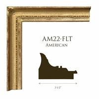 "AM22-FLT | 3 1/2"""