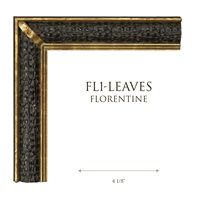 FL1-LEAVES | 4 1/8""