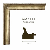 "AM2-FLT | 2 1/2"""