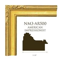 """NM3-AR500   3 1/8"""""""