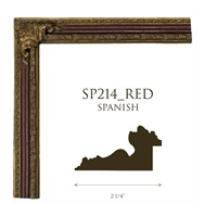 SP214_RED | 2 1/4""